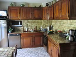renovation cuisine bois avant apres rénovation de cuisine avant après barricade mag