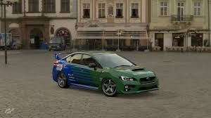 subaru impreza old classic gran turismo livery replicas read op before posting