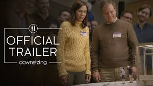 downsizing movie downsizing 2017 official trailer paramount pictures youtube