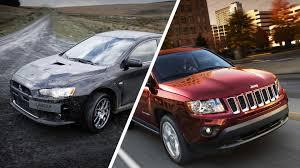 jeep models 2004 fraternal twins 10 best platform sharing models autotrader ca