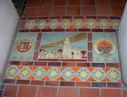Pewabic Tile House Numbers by I Love Detroit Michigan Kirk In The Hills Presbyterian Church