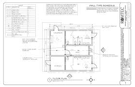 Floor Plan Of A Building Model 2085 Multi User Sierra Iv W 10 U2032 Concession U2013 Romtec Inc