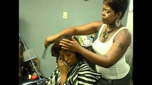 diva styles salon dallas tx before n after clients video 2 youtube