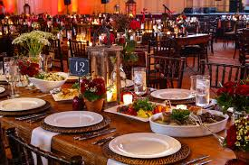 Banquet Table Size by Are You Banquet Table Ready For Family Style Meals The