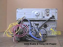 where the heck is the ground wire on 91 stock radio archive