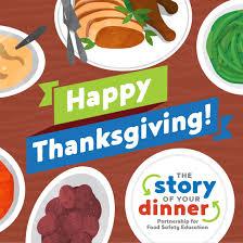 history of thanksgiving dinner social media fight bac