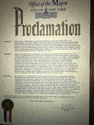 mayoral proclamation template eliolera com