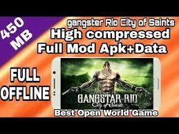 free gangstar city of saints apk gangstar city of saints apk data compressed free