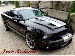 2007 ford mustang price 2007 ford mustang snake shelby gt500 for sale classiccars
