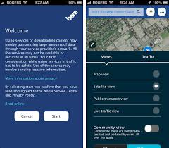 Walking Map App Nokia Launches Here Maps For Iphone And Ipad Imore