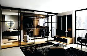 dressing moderne chambre des parent chambre a coucher avec dressing tradesuper info