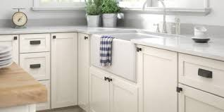 kitchen cabinets with silver handles brass finish collection shop industrial home hardware
