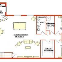finished basement floor plans walk out house plans escortsea walkout basement floor plans crtable