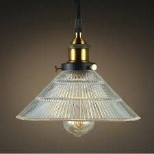 clear glass pendant lights for kitchen island small glass pendant light ribbed glass shade industrial small cafe