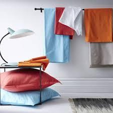 drap en satin de coton dimension drap pour lit places linge de lit africa blancheporte