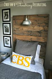 Headboards Best 20 Twin Headboard Ideas On Pinterest Industrial Beds And