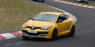 renault 26 renault megane rs275 trophy review lapping the nurburgring