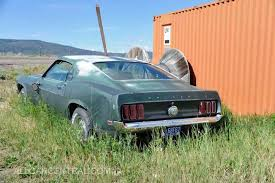 colorado mustang 1968 1969 ford photographs technical data