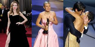 12 unforgettable oscars moments ranked streakers leg bombing and
