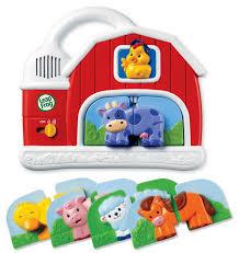 Toy Barn With Farm Animals Leapfrog Fridge Farm Magnetic Animal Set Toy Review