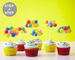 circus balloon how to make circus balloon cupcakes cakegirls