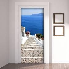 adesivi porta decorazione adesiva per porte stickers porte adesivo per porta
