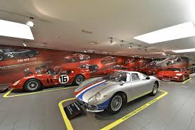 enzo ferrari museum laferrari showcased at the ferrari museum in maranello autoevolution