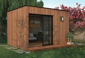 le petit bureau studio de jardin de qualité spacieux et confortable