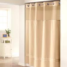 Hookless Shower Curtains Uncategorized Astonishing Fabric Shower Curtain Liner Awesome