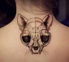 60 animal skull tattoo designs