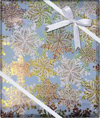 holographic gift wrap christmas gift wrap paper sparkle snow holographic gift wrap paper