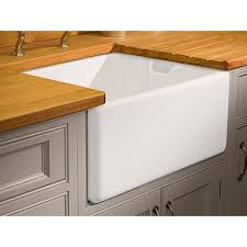 Authentic Shaws Classic Belfast Sink For Country Kitchens - Kitchen with belfast sink