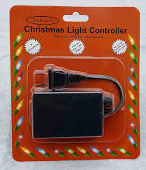christmast controller package programmable led