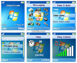 download themes on mobile phone download windows 7 theme for sony ericsson mobile phone askvg