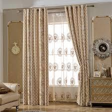 Demask Curtains High End Room Darkening Damask Curtains
