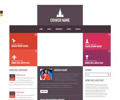 23 free non profit html5 templates for charity church