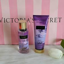 Parfum Vs spell vs mist and parfum lotion new nwt secret