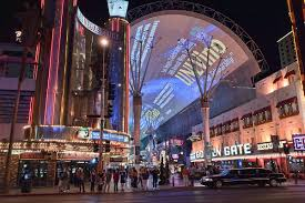 Fremont Street Las Vegas Map by Fremont Street Experience Wikipedia