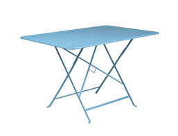 Rectangular Bistro Table Fermob Bistro Folding Table With Square Top