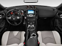 Nissan 370z Pricing Image 2014 Nissan 370z 2 Door Roadster Auto Dashboard Size 1024