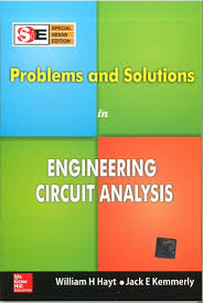 buy problems and solutions in engineering circuit analysis sie