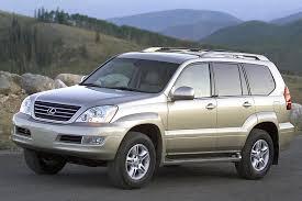 lexus best gas mileage 2006 lexus gx 470 overview cars com