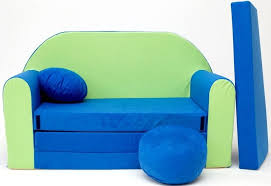 Childs Sofa Chair Folding Z Bed Double Chair 2 Seater Sofa Fold Out Guest Beds Flip