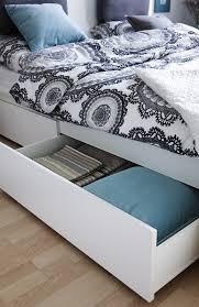 schlafzimmer mit malm bett die besten 25 malm bett ideen auf ikea malm bett