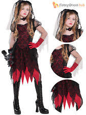 Corpse Bride Costume Girls Corpse Bride Costume Ebay