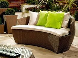 indoor outdoor rattan loveseat u2013 rattan creativity and headboard