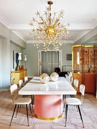 Mid Century Modern Dining Room Furniture by Best 20 Modern Dining Room Chandeliers Ideas On Pinterest
