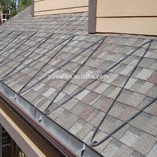 high quality eavestrough heating cable on the roof and gutter