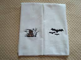 halloween dish towels halloween kitchen towels u2013 house ideas