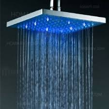 Ceiling Mounted Rain Shower by Shower System Ceiling Mount Rain Head U0026 6 Body Sprays
